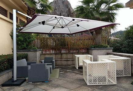庭院伞可发挥的主要功能有哪些?