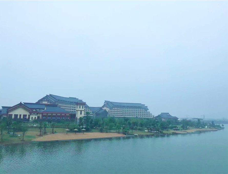 达利天屿湖假日酒店