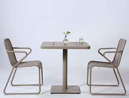 棚拍高级桌椅D