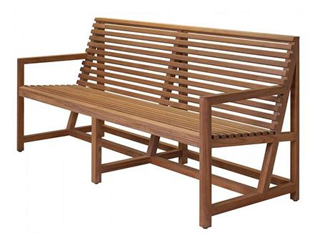 格兰维尔 公园椅
