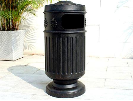 高级垃圾桶