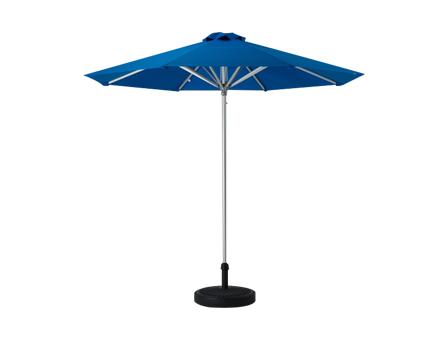 圆形铝合金中柱伞