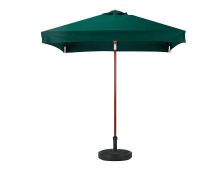 方形中柱伞
