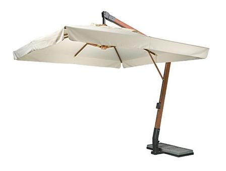 豪华木吊伞
